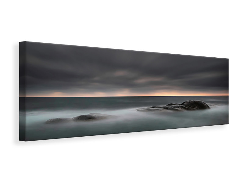 Panoramic Canvas Print Tranquility