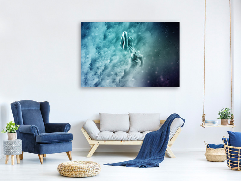 Canvas print The magic act