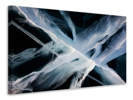Canvas print Deep Ice