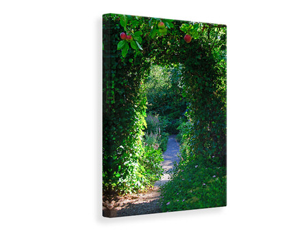 Canvas print In Paradise Garden