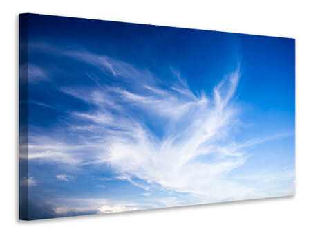 Canvas print Cirrostratus Clouds