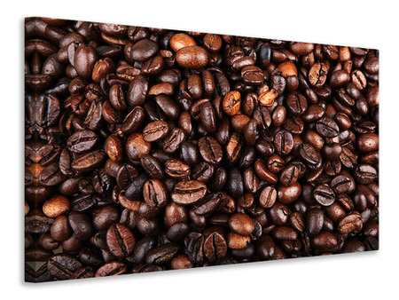 Canvas print Coffee Beans In XXL