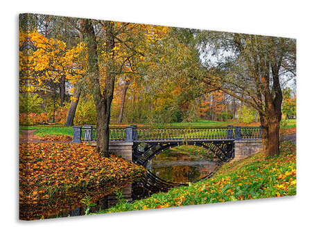Canvas print Romantic Park