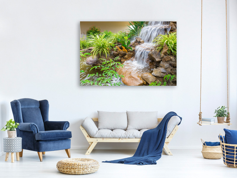 Canvas print Garden Of Eden